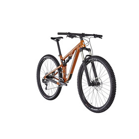 "Santa Cruz Tallboy 3 AL D-Kit Heldämpad MTB 29"" orange"